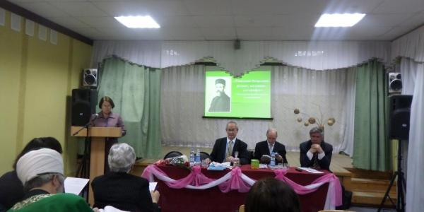 Участие в I Всероссийской научно-практической конференции «Р.Фахреддин: духовность, культура и просвещение»