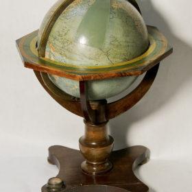 Глобус касимовских медресе. Вторая половина XIX в.