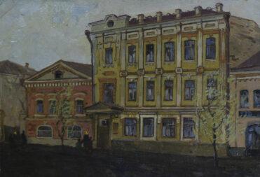 Восточный клуб. Казань, 1970