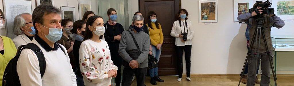 Пост-релиз к акции «Ночь искусств» в Литературном музеее Г. Тукая
