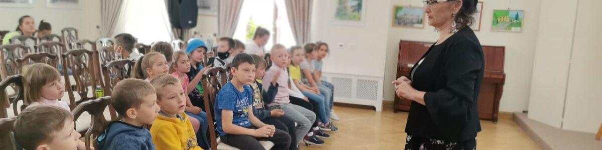 Музейный праздник «Три звезды: Пушкин, Лермонтов, Тукай»