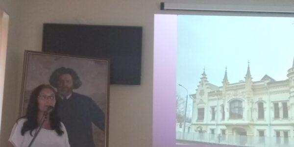 Музеологический семинар «Время и пространство» «Genius loci» в музеях-заповедниках»